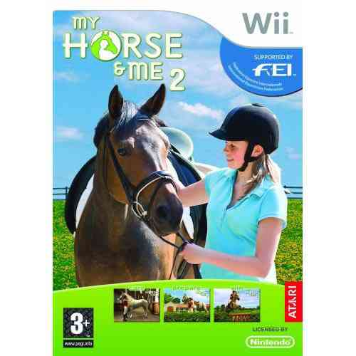My Horse  Me 2 Wii