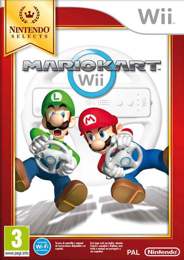 Ver Mario Kart Selects Wii