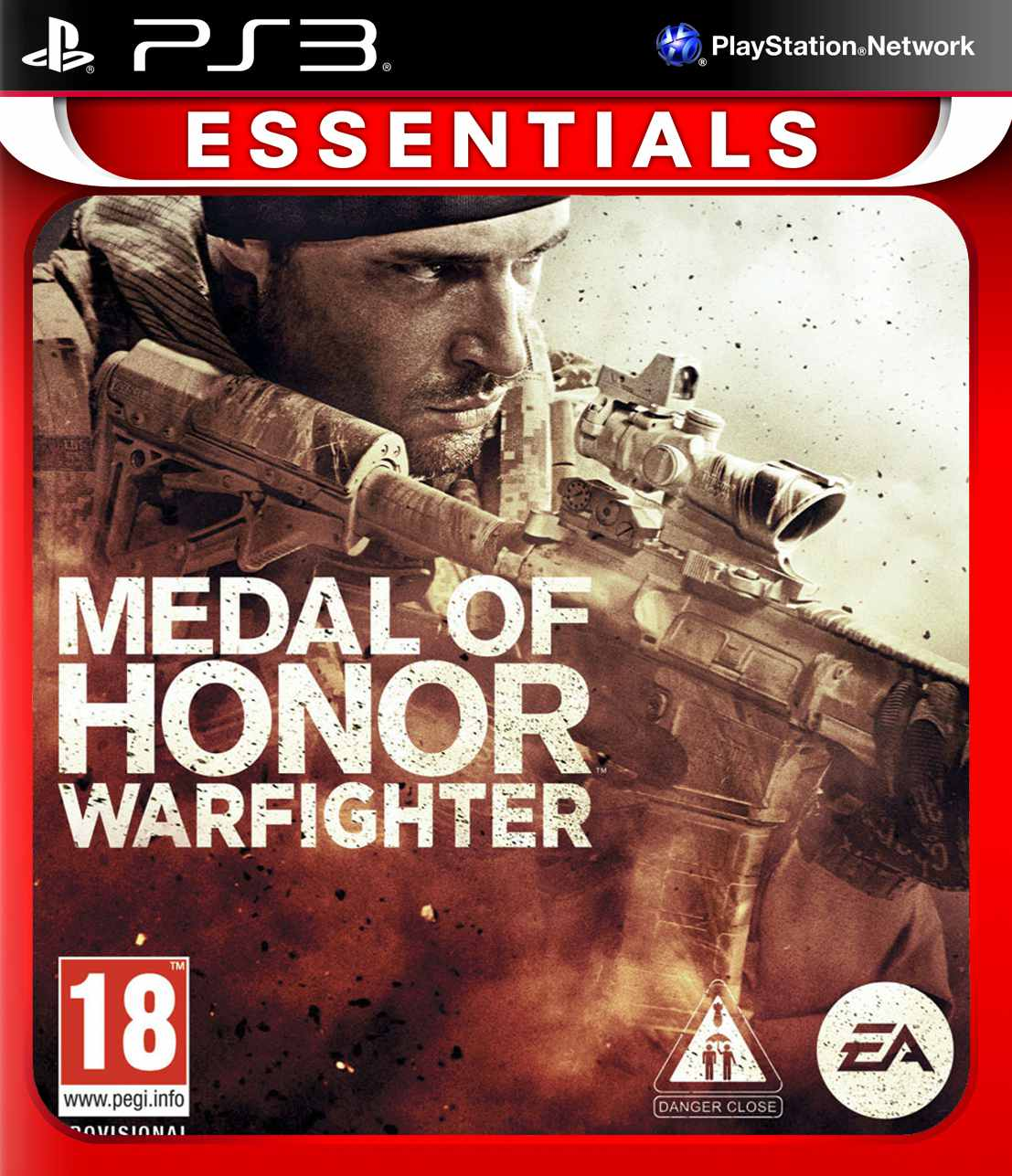 Ver Medal Of Honor Warfighter Essentials Ps3