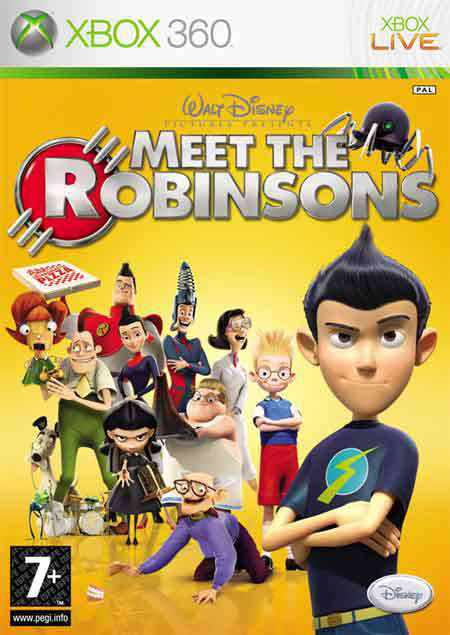Ver Meet The Robinsons X360