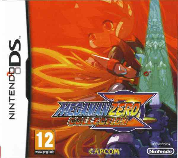 Megaman Zero Collection Nds