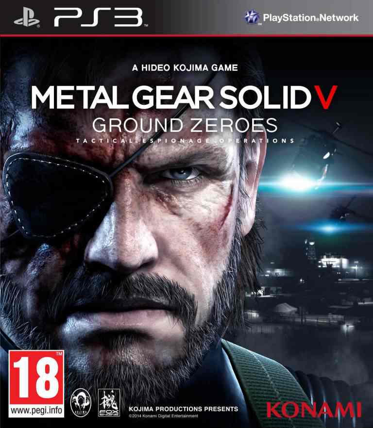 Ver Metal Gear Solid V Ground Zeroes Ps3