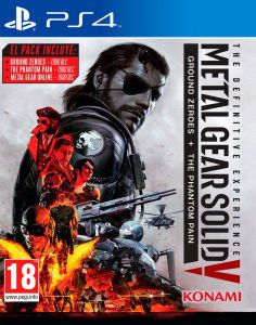 Ver Metal Gear Solid V The Definitive Edition Ps4