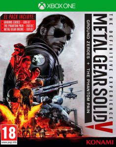 Ver Metal Gear Solid V The Definitive Edition Xboxone
