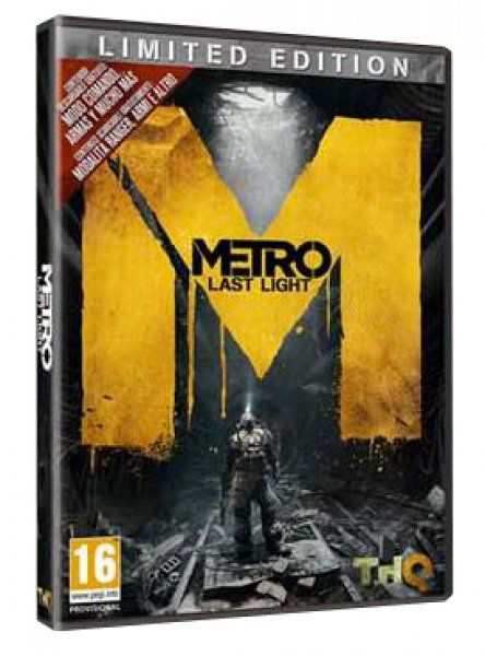 Ver Metro Last Light Limited Edition Pc