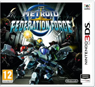 Ver Metroid Prime Federation Force 3Ds