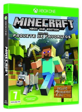 Ver Minecraft Pack de Favoritos Xbox One