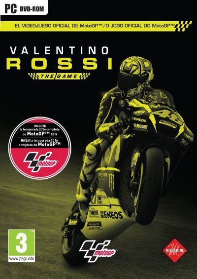 Ver Moto GP 16 Valentino Rossi The Game Pc