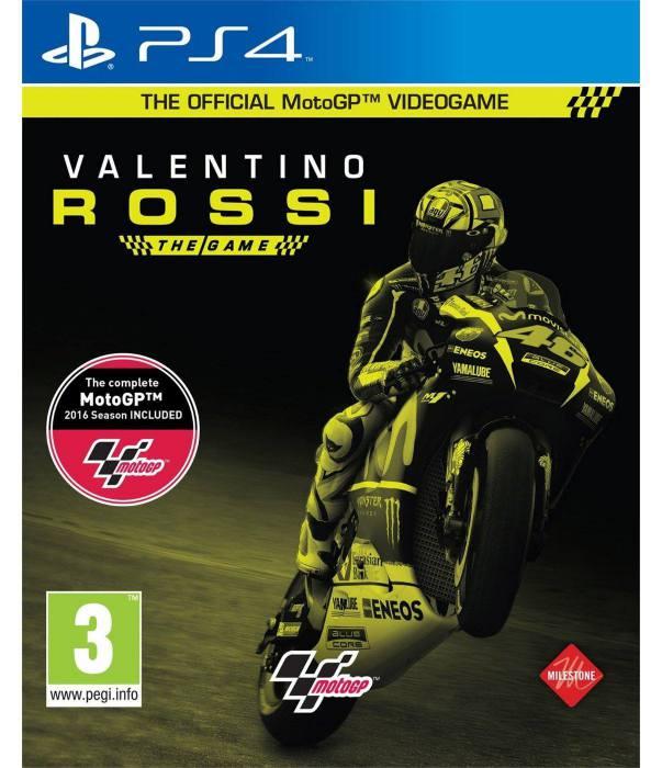 Moto Gp 16 Valentino Rossi The Game Ps4