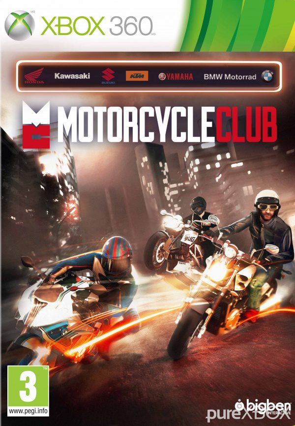 Ver Motor Cycle Club X360