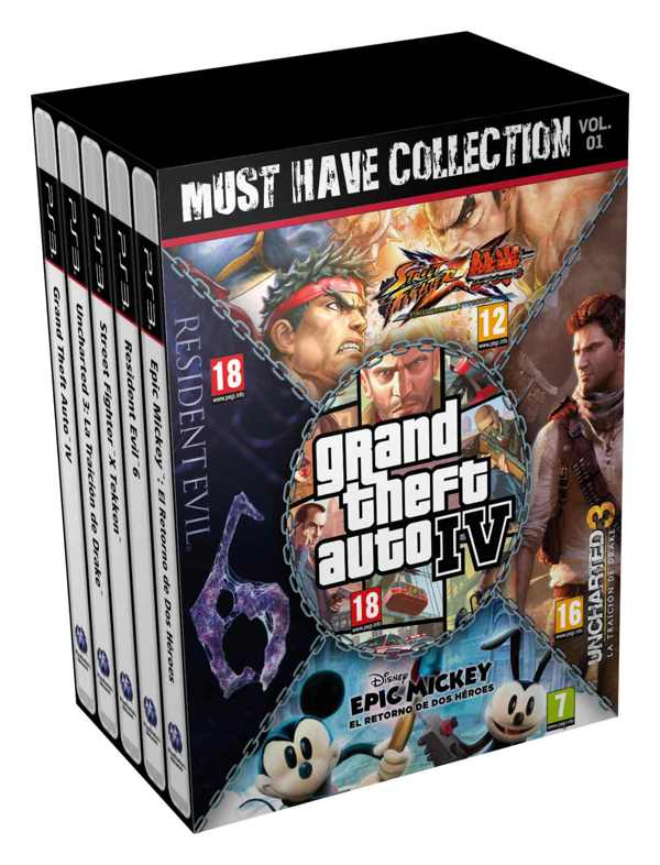Must Have Collection Ps3