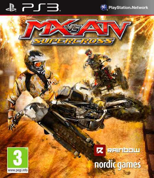 Ver Mx Vs Atv Supercross Ps3