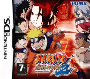 Naruto Ninja Council 2 Nds