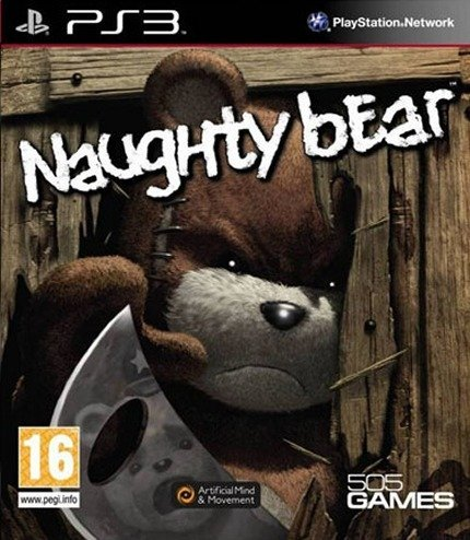 Ver NAUGHTY BEAR PS3