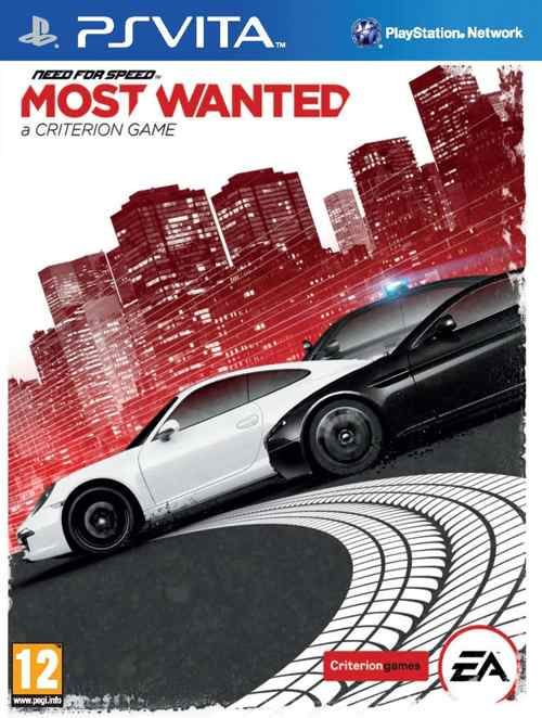 Ver NEED FOR SPEED MOST WANTED PSVITA