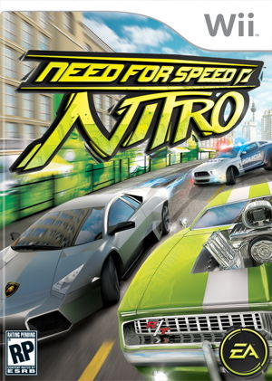 Need For Speed Nitro Wii