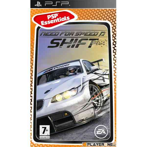 Need For Speed Shift Essential Psp