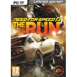 Need For Speed The Run Edicion Limitada  Pc