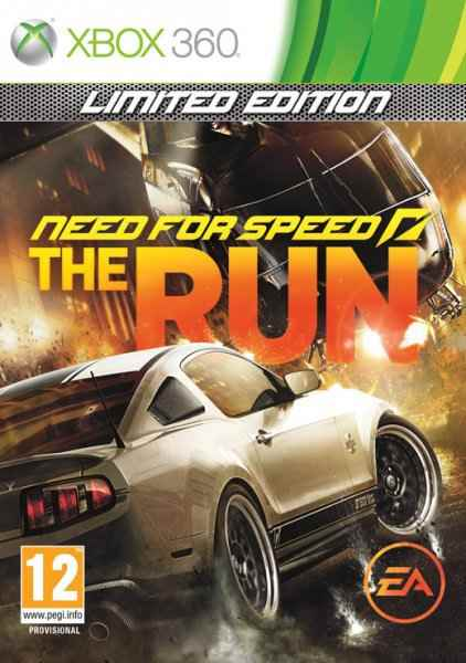 Need For Speed The Run Edicion Limitada  X360