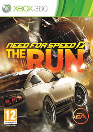 Need For Speed The Run X360