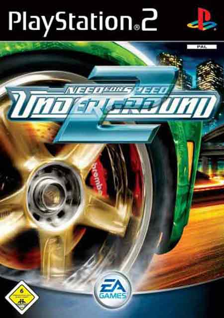Need For Speed Underground 2  Value Games  Ps2