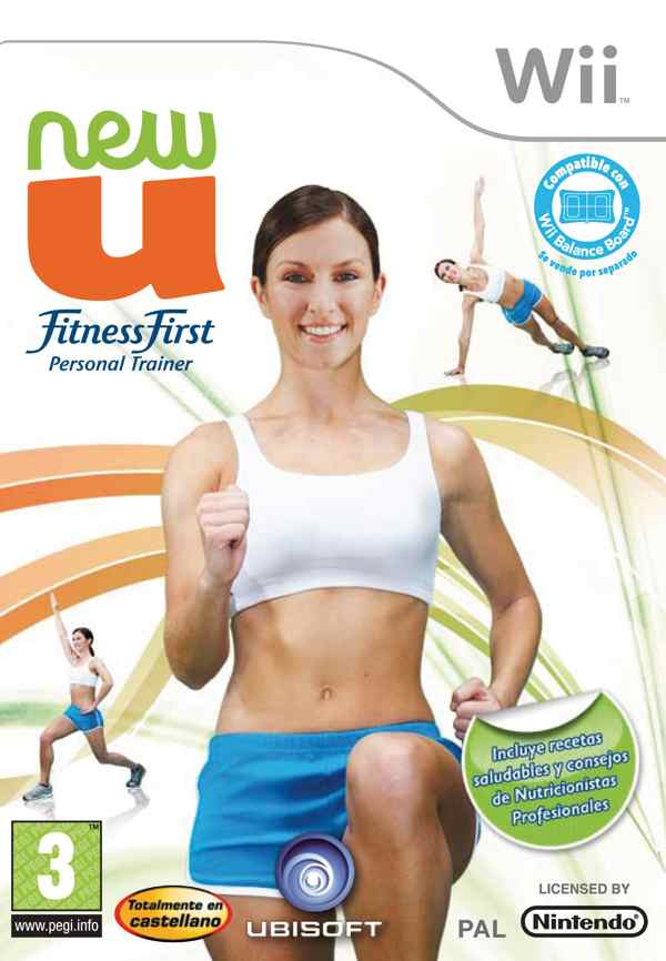 Ver NEW U FITNESS FIRST PERSONAL TRAINER WII