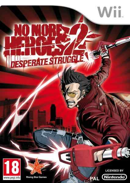 No More Heroes 2 Wii