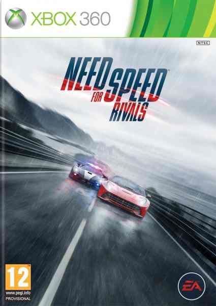 Need For Speed Rivals X360