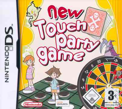 Ver New Touch Party Game Nds
