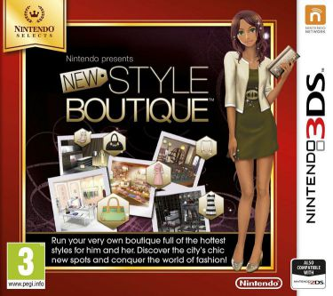 Ver New Style Boutique Selects 3Ds