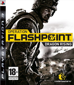 Operation Flashpoint 2 Dragon Rising X360