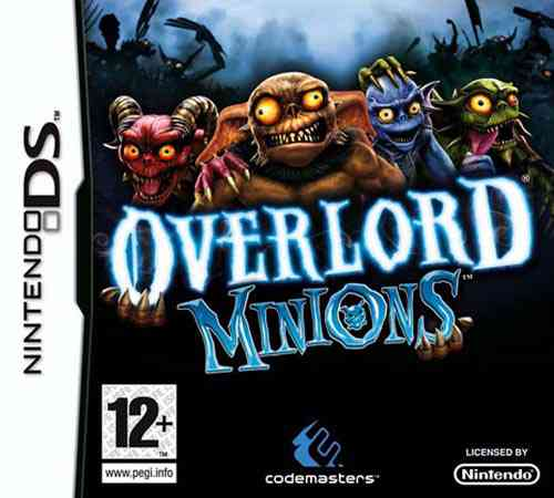 Overlord Minons Nds