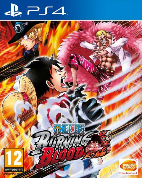 Ver One Piece Burning Blood Ps4