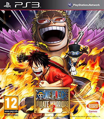 Ver One Piece Pirate Warriors 3 Ps3