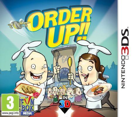 Ver Order Up 3Ds