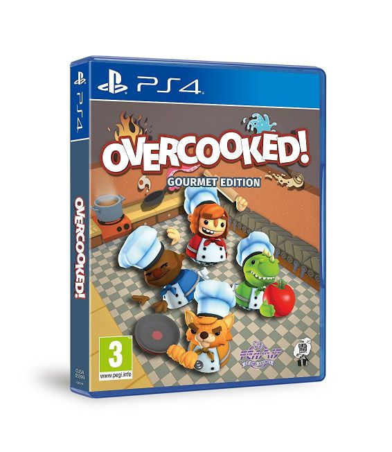 Ver Overcooked Gourmet Edition Ps4