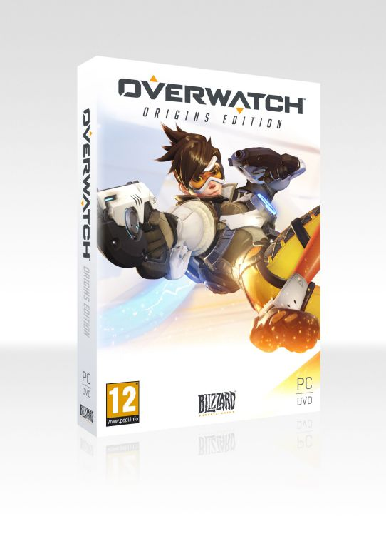 Ver Overwatch Origins Pc