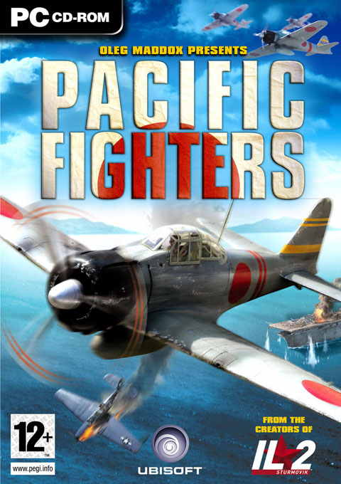 Pacific Fighters Pc