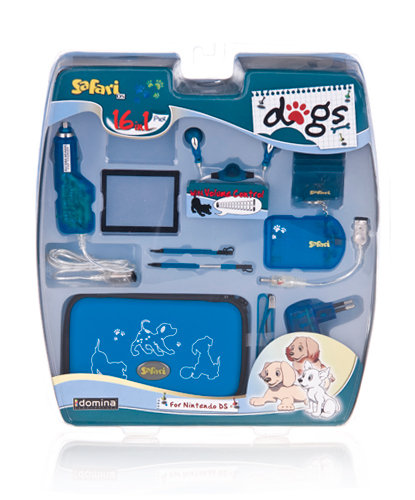 Ver PACK 16 EN 1 SAFARI DOGS NDS HN