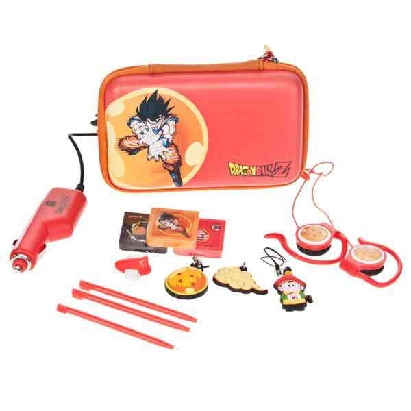 Pack 20 En 1 Dragon Ball Z Ndsi