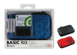 Pack Basic 3ds