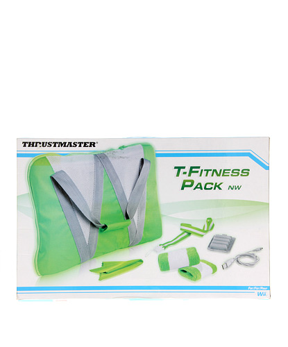 Pack T-fitness Wii  Gui