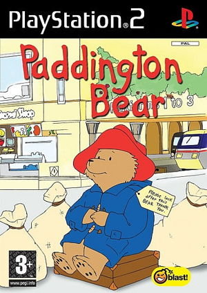 Paddington Bear Ps2