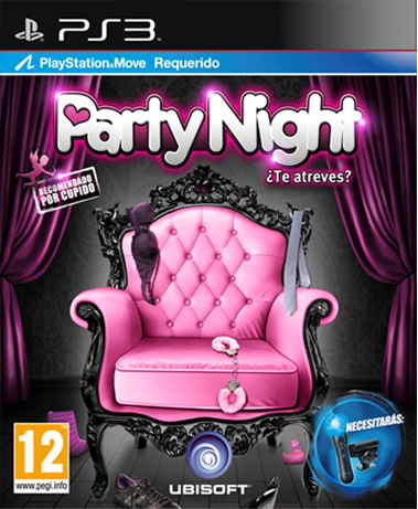 Ver PARTY NIGHT TE ATREVES PS3