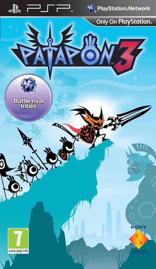 Patapon 3 Essentials Psp