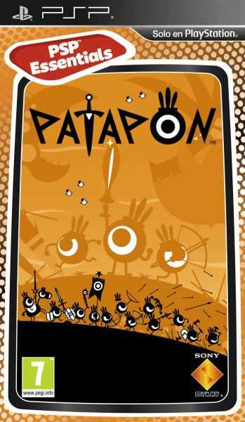 Patapon Essential Psp