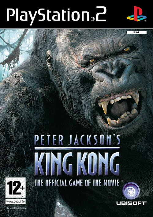 Peter Jacksons King Kong Ps2