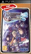 Phantasy Star Universe Psp
