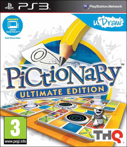 Pictionary Ultima Edicion Ps3