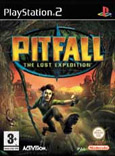 Pitfall The Lost Expedition Ps2